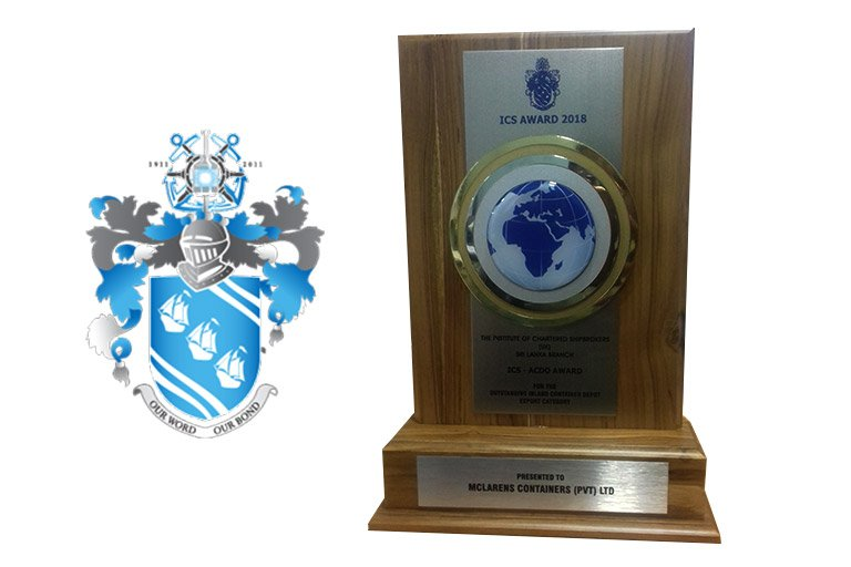 ICS – ACDO Award for the Outstanding Inland Container Depot – Export Category