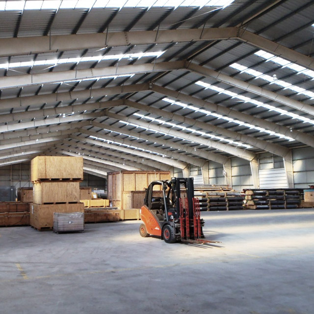 Container Freight Station & Warehousing