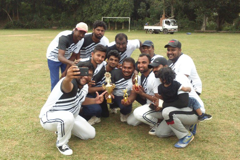 McLogistics Group Staff Cricket Tournament  2018
